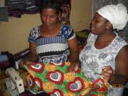 Bahati-learning-sewing